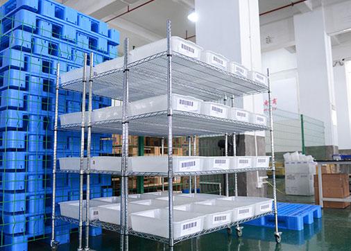 欧兴医疗器械仓储服务方面的成功案例
