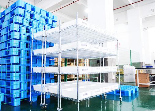欧兴储运医疗器械仓储服务方面成功案例