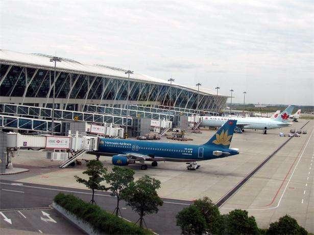 浦东机场仓库
